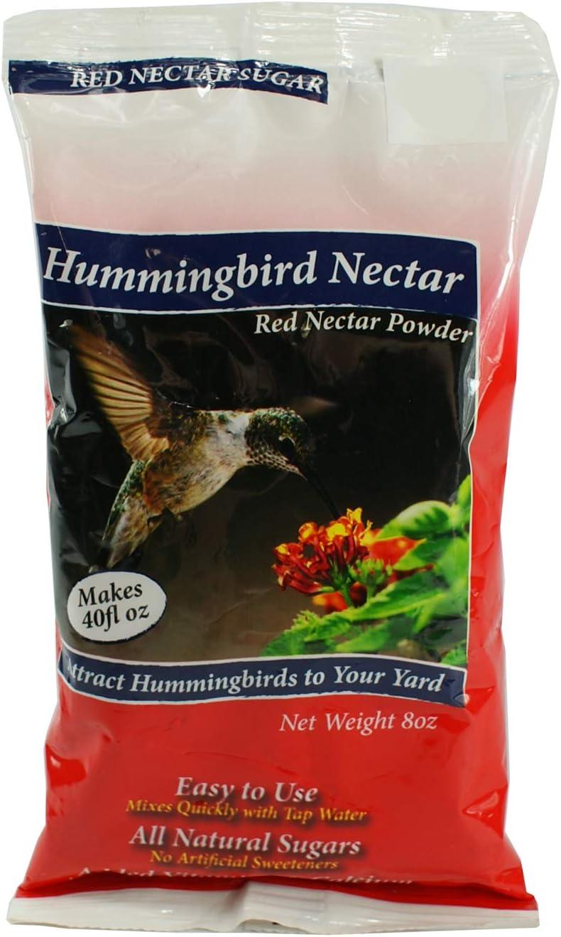 Connie N Randy Hummingbird Nectar Red Nectar Powder
