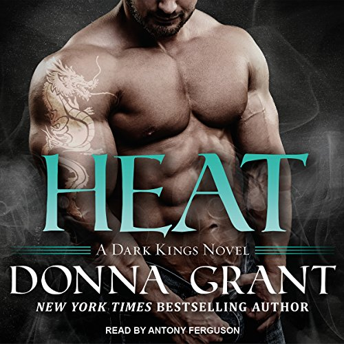 Heat: Dark Kings, Book 12 by Tantor Audio