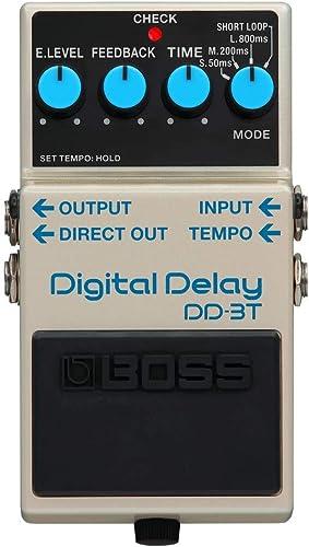 BOSS Digital Delay Guitar Effect Pedal