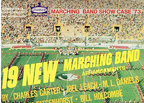 Marching Band Show Case '73 -- 19 New Marching Band Arrangements -- Vinyl LP (Marching Band Arrangement)