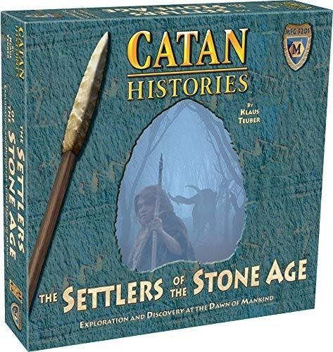 - Catan Histories: Settlers of the Stone A