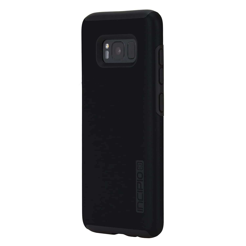 online store 7bfd0 2c910 Incipio DualPro for Samsung Galaxy S8 Plus - Black/Black