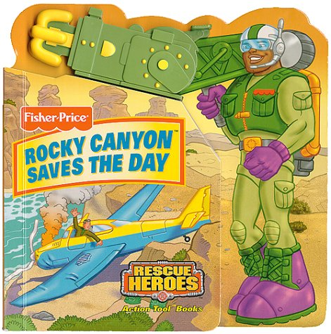 Download Rocky Canyon Saves the Day pdf