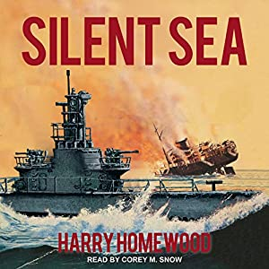 Silent Sea Audiobook