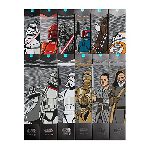 Top Stance Star Wars Collection Box Set Socks for cheap