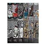 Stance Star Wars Collection Box Set Socks Large Multi