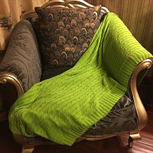 yazi Knitted Blanket Slipcover 47x71inch