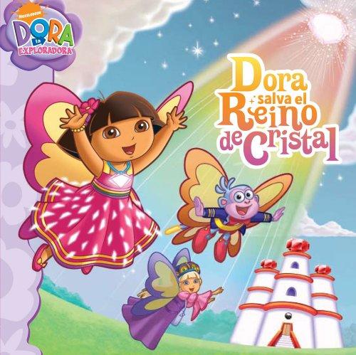 Dora salva el Reino de Cristal (Dora Saves Crystal Kingdom) (Dora the Explorer 8x8) (Spanish Edition) (Dora Crystal Kingdom compare prices)