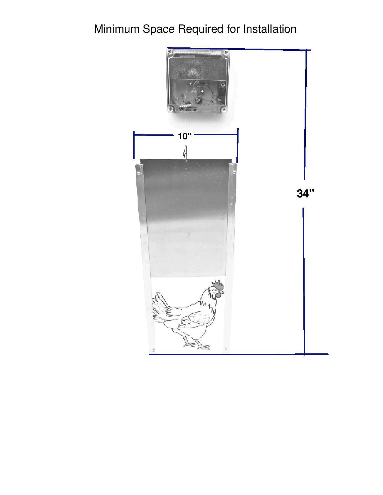 Automatic Chicken Coop Door Opener by Cheeper Keeper by Cheeper Keeper (Image #9)