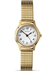 SEKONDA Womens Analogue Classic Quartz Watch with Stainless Steel Strap 4134B.27