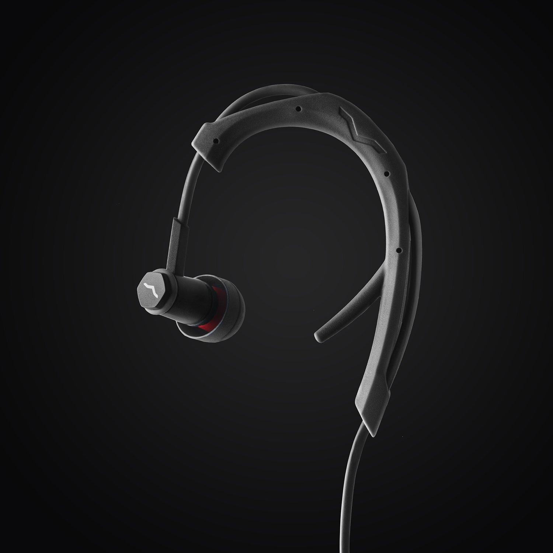 V-MODA Forza - Auriculares intraurales Deportivos, híbridos, Mando a Distancia de 3 Botones y micrófono: Amazon.es: Electrónica