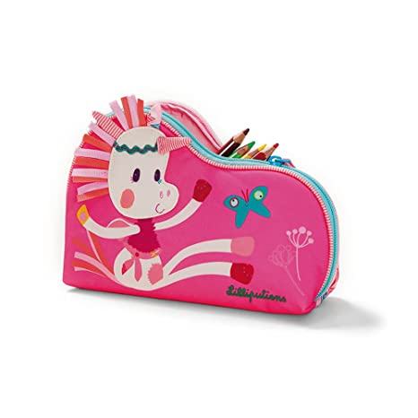 Trousse scolaire Lilliputiens Louise Rose x8wMGW