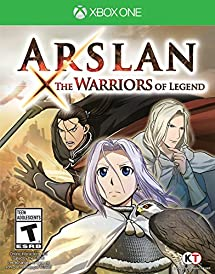 Arslan: The Warriors of Legend - Xbox One