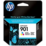 143044: HP 901 Tri-Colour (Cyan Magenta Yellow) OfficeJet Ink Cartridge (CC656AE)