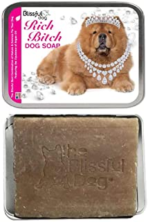 product image for The Blissful Dog Rich Bitch Boxer Luxury Bar Dog Soap