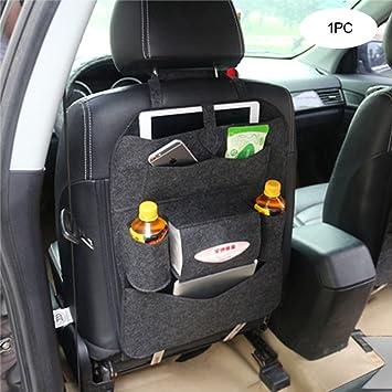 Rücksitz Organizer Kinder Schmutzabweisender Rückenlehnen KFZ Rücksitz Tasche