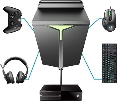 IFYOO KMAX2 - Adaptador de Teclado y ratón para PS4 / Xbox One/Switch: Amazon.es: Electrónica