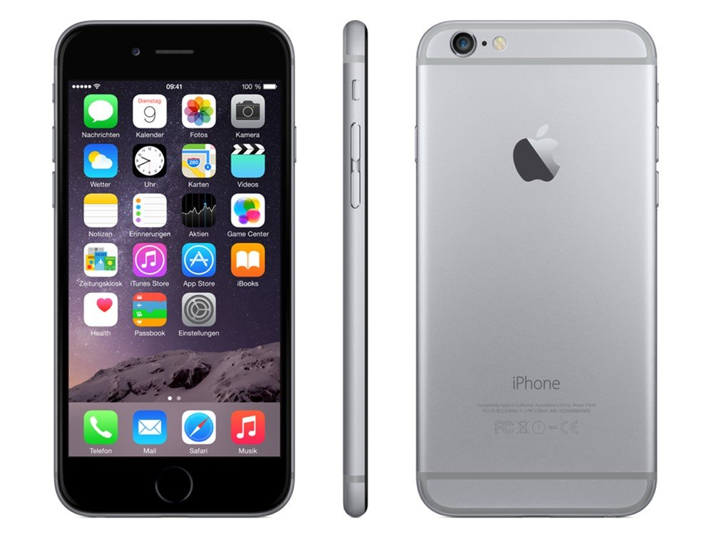 Apple iPhone 6 mit 64 GB  Amazon.de  Elektronik b1ae89feca90