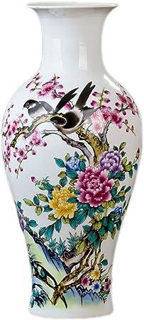 Vase fun/éraire en c/éramique pour arrangement de fleurs