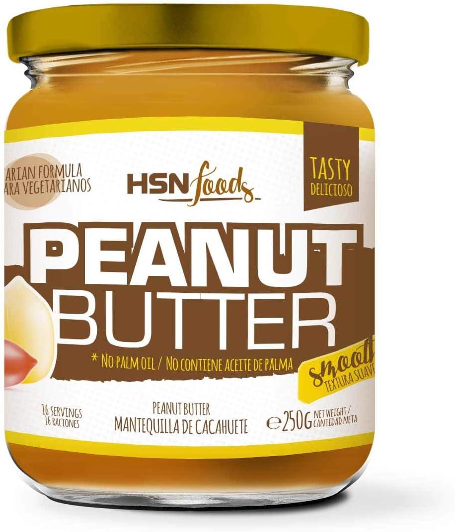 Mantequilla de Cacahuete de HSN | Textura Crujiente - Peanut ...