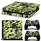 Cheap FriendlyTomato PS4 Console and DualShock 4 Controller Skin Set – Camo Military Soldier Warrior – PlayStation 4 Vinyl