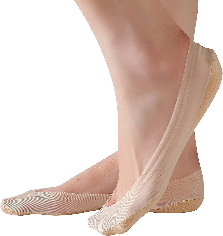 RIIQIICHY No Show Socks Women Low Cut