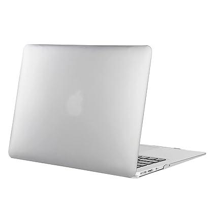 pretty nice 1d1e7 2c5ac Amazon.com: MOSISO MacBook Air 13 Inch Case (Release 2010-2017 Older ...