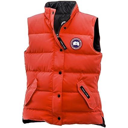 amazon com canada goose women s freestyle vest clothing rh amazon com