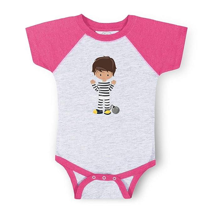 f651e5f7e Amazon.com  Prisoners Boy S Taped Neck Boys-Girls Cotton Baby ...