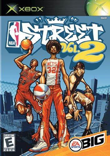 - NBA Street Vol 2