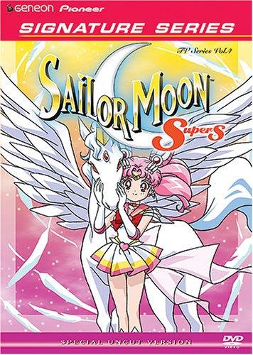 Sailor Moon Super S, Vol. 4