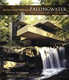 Front cover for the book Frank Lloyd Wright's Fallingwater: The House and Its History by Donald Hoffmann