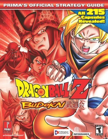 Dragon Ball Z: Budokai (Prima's Official Strategy Guide)