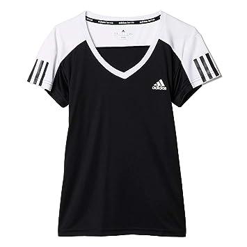 Adidas Club Tee T-Shirt Tennis Femme  Amazon.fr  Sports et Loisirs 582b1cd8c37d