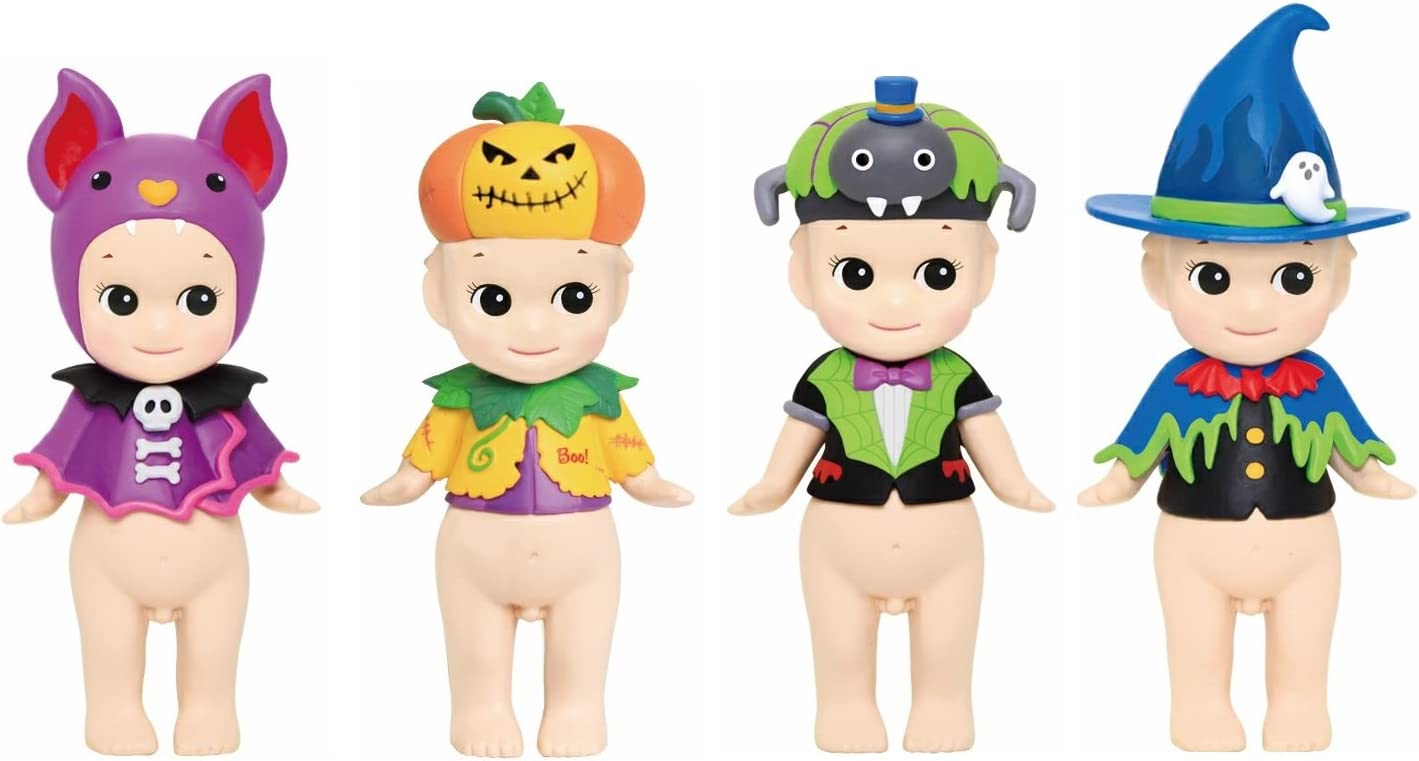 Halloween Sonny Angel Blind Boxes 2020 Amazon.com: Sonny Angel New 2016 Halloween Series Collection   One