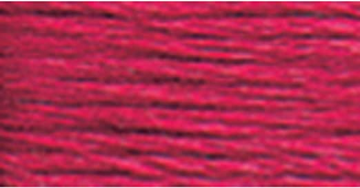 DMC 117 – 600 Seis Hilos de algodón Bordado Hilo Dental, Muy ...