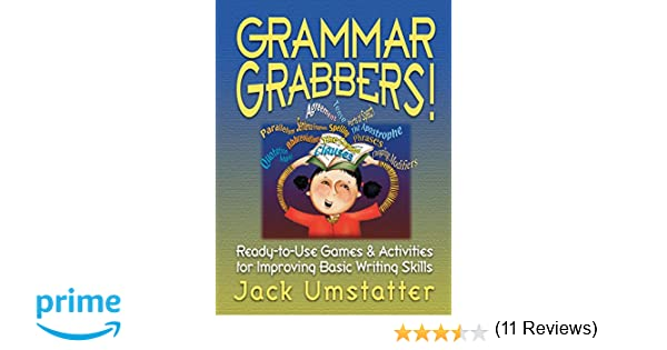 Amazon.com: Grammar Grabbers!: Ready-to-Use Games and Activities ...