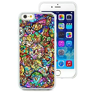 iPhone 6/iPhone 6S 4.7 Inch TPU Case ,All Character Disney White iPhone 6/iPhone 6S Cover Unique And Durable Designed Phone Case