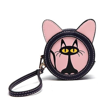 OEM - Monedero Mujer, Gato (Cat) - UKyingbibao-55: Amazon.es ...