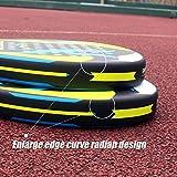 Paddle Tennis Racket Racquet Carbon Fiber Power