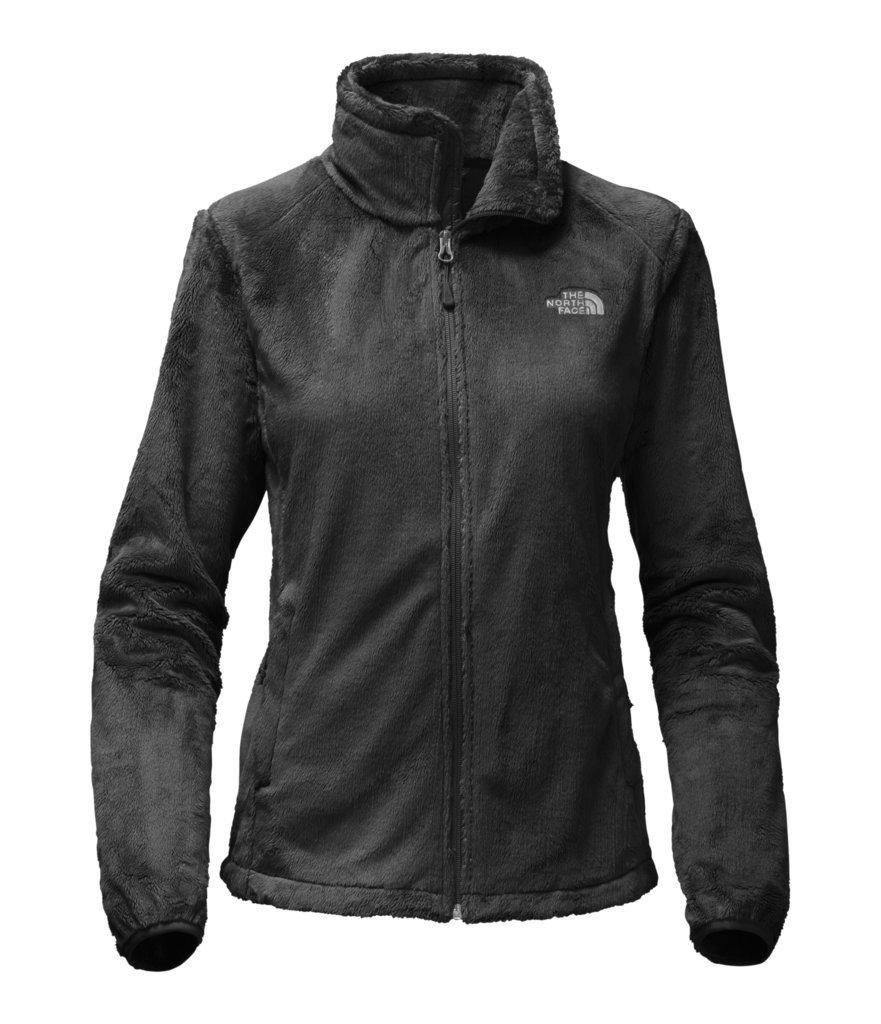 The North Face Women's Osito 2 Jacket - TNF Black - 3XL