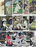 Lot of (100) Different Colorado Rockies Baseball Cards ranging from 2017 - 2000. Includes star players, common cards, rookie cards and occasionally insert cards. Premium brands including Topps, Bowman, Heritage, Gypsy Queen and more! Nrmt/Mt ...
