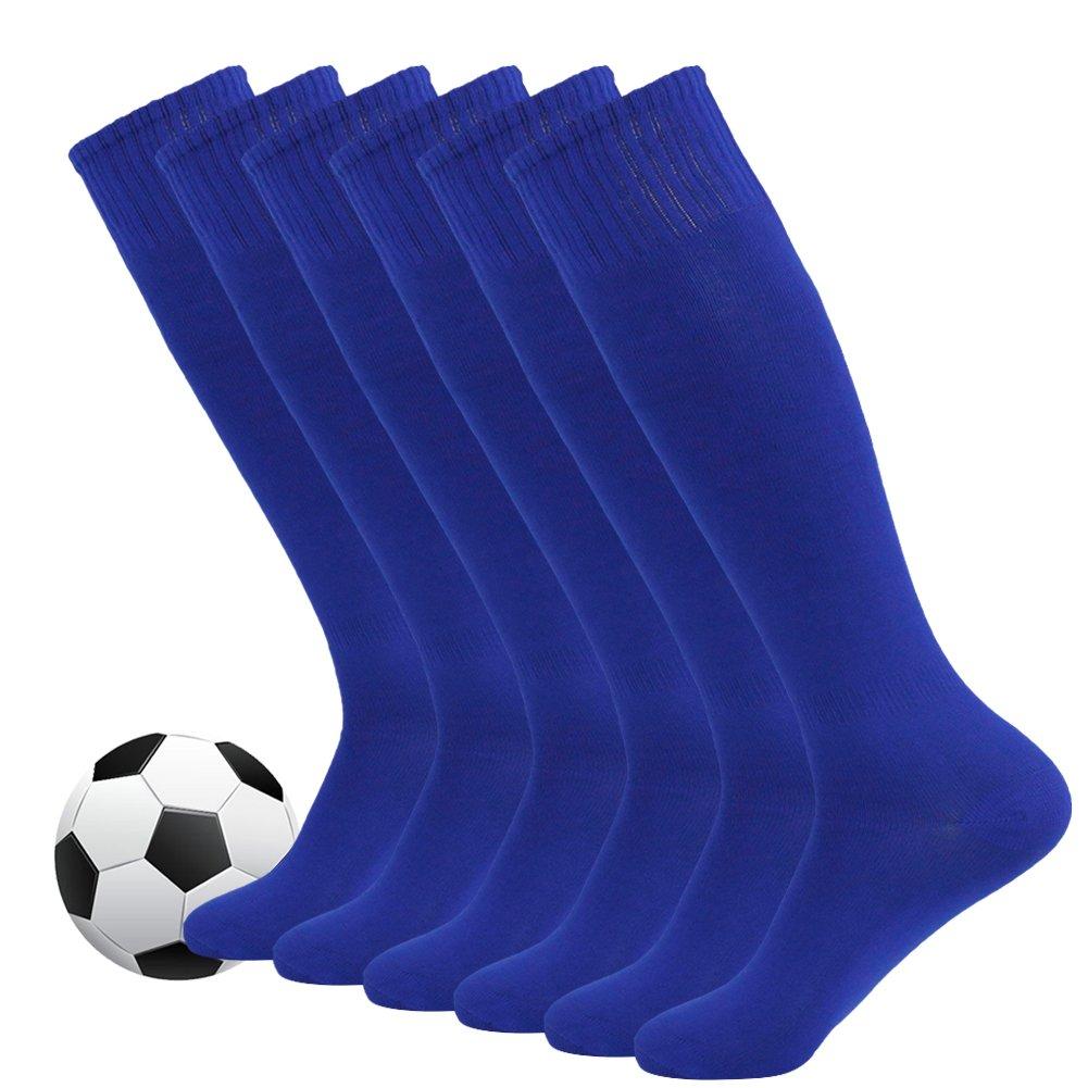 Fasoar SOCKSHOSIERY メンズ B075MVTCCB 6 Pairs-blue 6 Pairs-blue