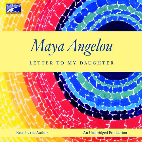 Bargain Audio Book - Letter to My Daughter
