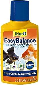 Tetra EasyBalance For Goldfish 3.38 Ounces, For Optimal aquarium Water Quality