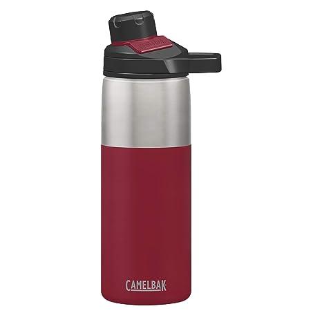 ebf4e53e9e1 Amazon.com : CamelBak Chute Mag Stainless Water Bottle, 20oz ...