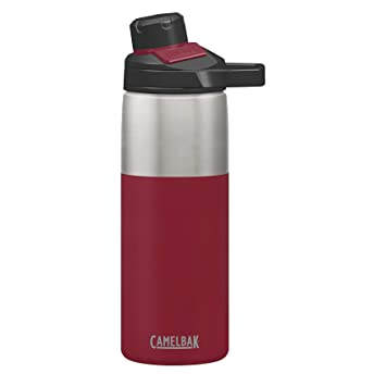 47b5f03595 Camelbak 1515601060 Chute Mag Vacuum Insulated Bottle, Cardinal, 20 oz, 20oz