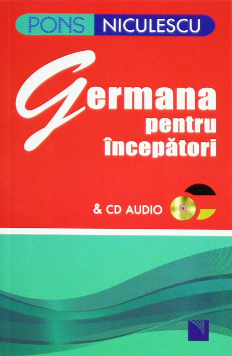 Germana pentru incepatori Cd reeditare