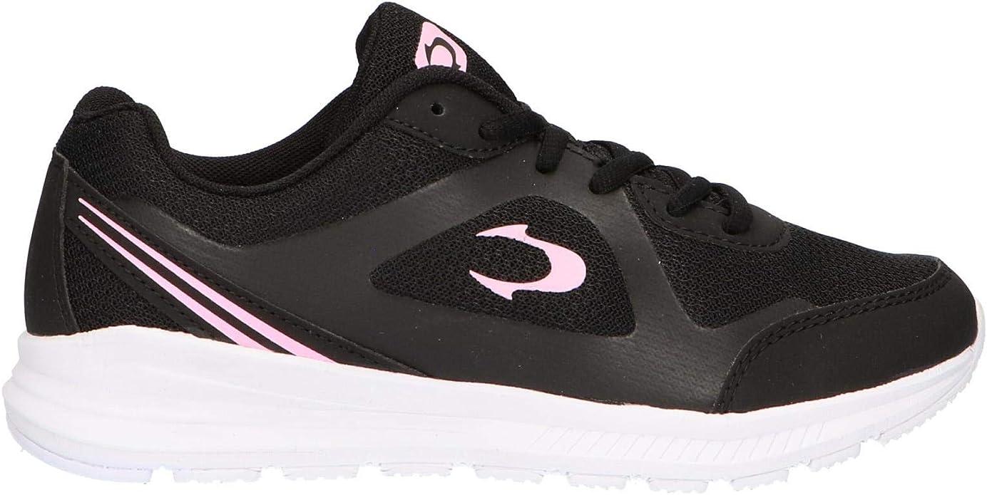 Zapatillas Deporte de Mujer JOHN SMITH RESTIR W 19V Negro-Rosa Talla 42: Amazon.es: Zapatos y complementos