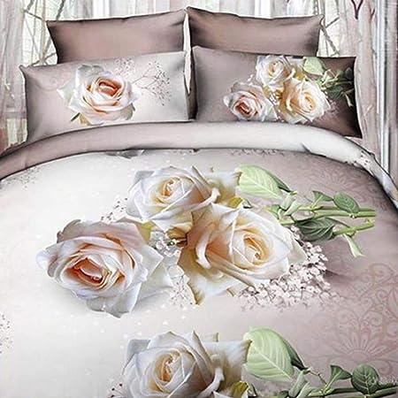 Completo Letto Matrimoniale 3d.Trade Shop Traesio Completo Letto 3d Lenzuola Matrimoniale Sotto